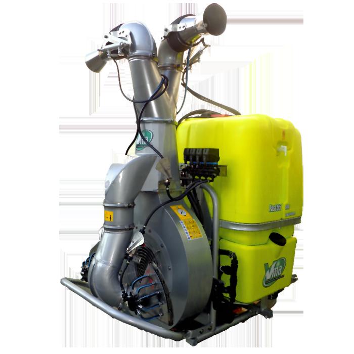 Atomizzatori-Vigneti a spalliera- - FAST 600 - ≥ CV 60-44 KW
